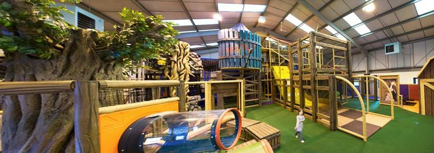 Farmer Fred's Indoor Playbarn